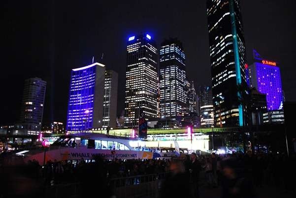 Sydney Pictures - At Nght