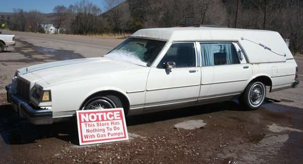 Hearses For Sale - Not A Funeral Car For the Dead