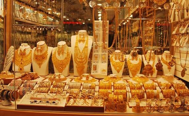 st Ring In The World in Gold Souq