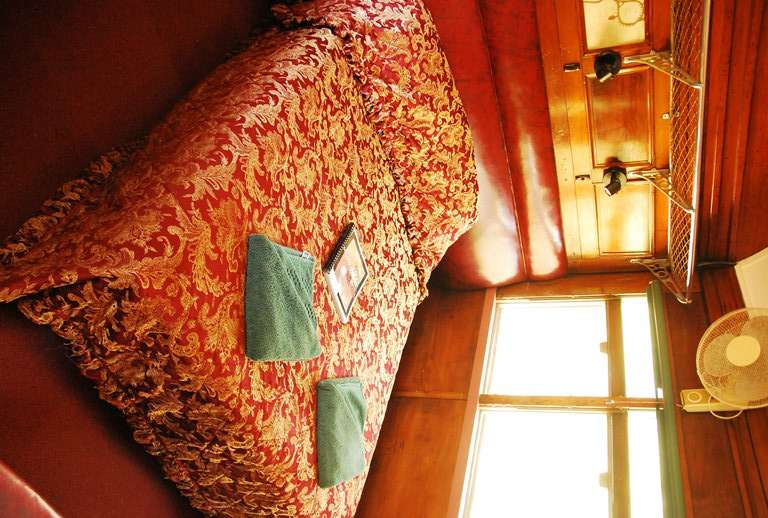 Train Carriage Accommodation