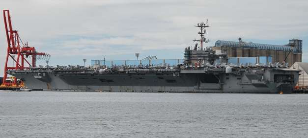 Aircraft Carriers - United States Navy