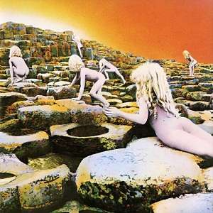 Led Zeppelin Album Cover - Houses of the Holy