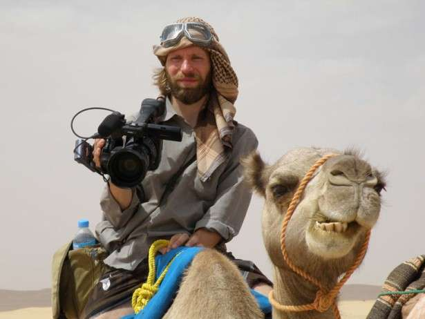 Travel TV Show Cameraman