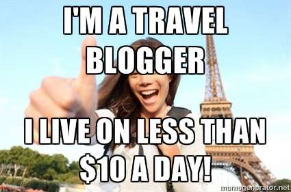 Funny Memes - Travel