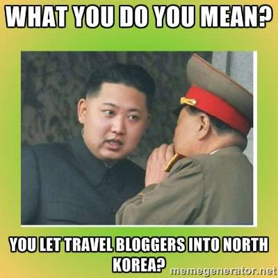 Kim Jong Un North Korea Meme