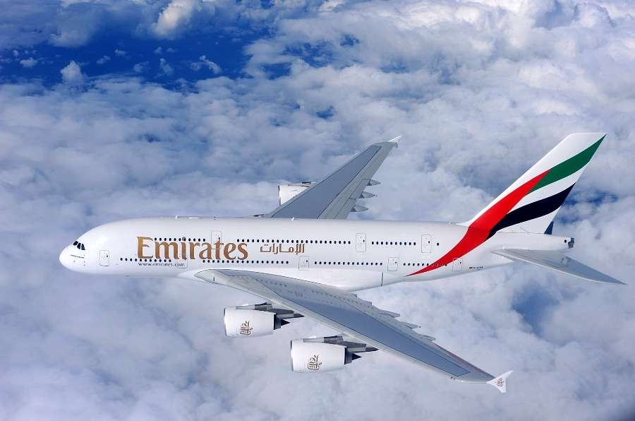 Emirates Flights To Italy - Airbus A380