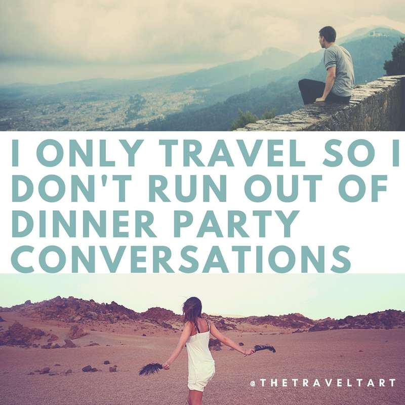 Instagram Travel Photos & Funny Accounts | The Travel Tart Blog